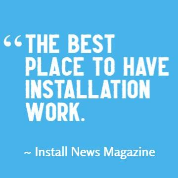 Best place to have installation work performed