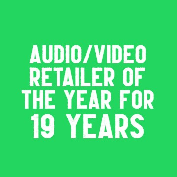 Audio video retailer of the year