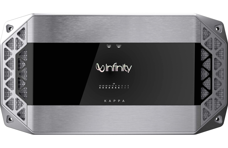 Infinity K1000 - Mono subwoofer amplifier — 1,000 watts RMS