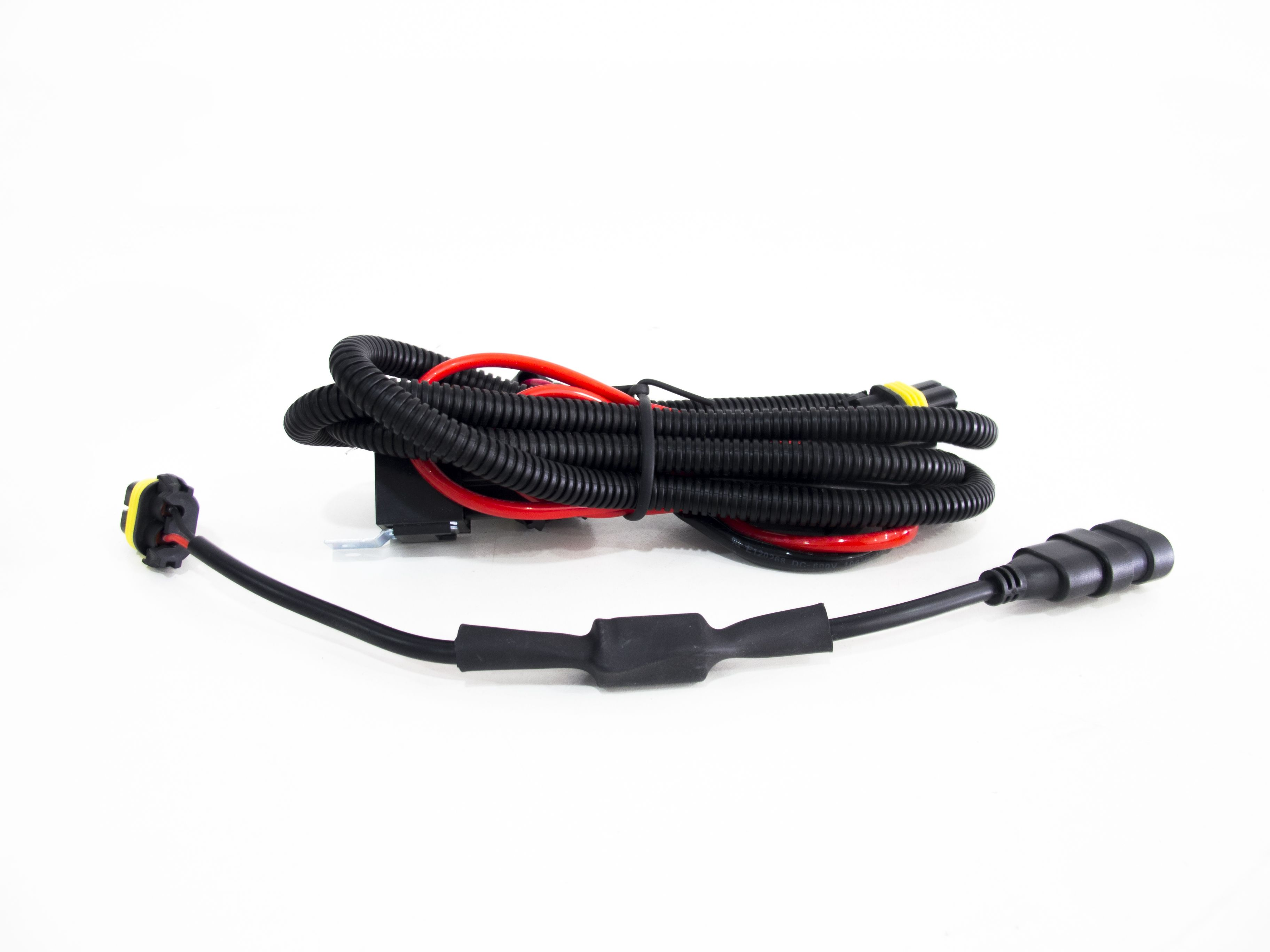 Race Sport Relay Cap 12v Harness With Capacitors Lighting Wiring A For Accessories Shop Custom Sounds
