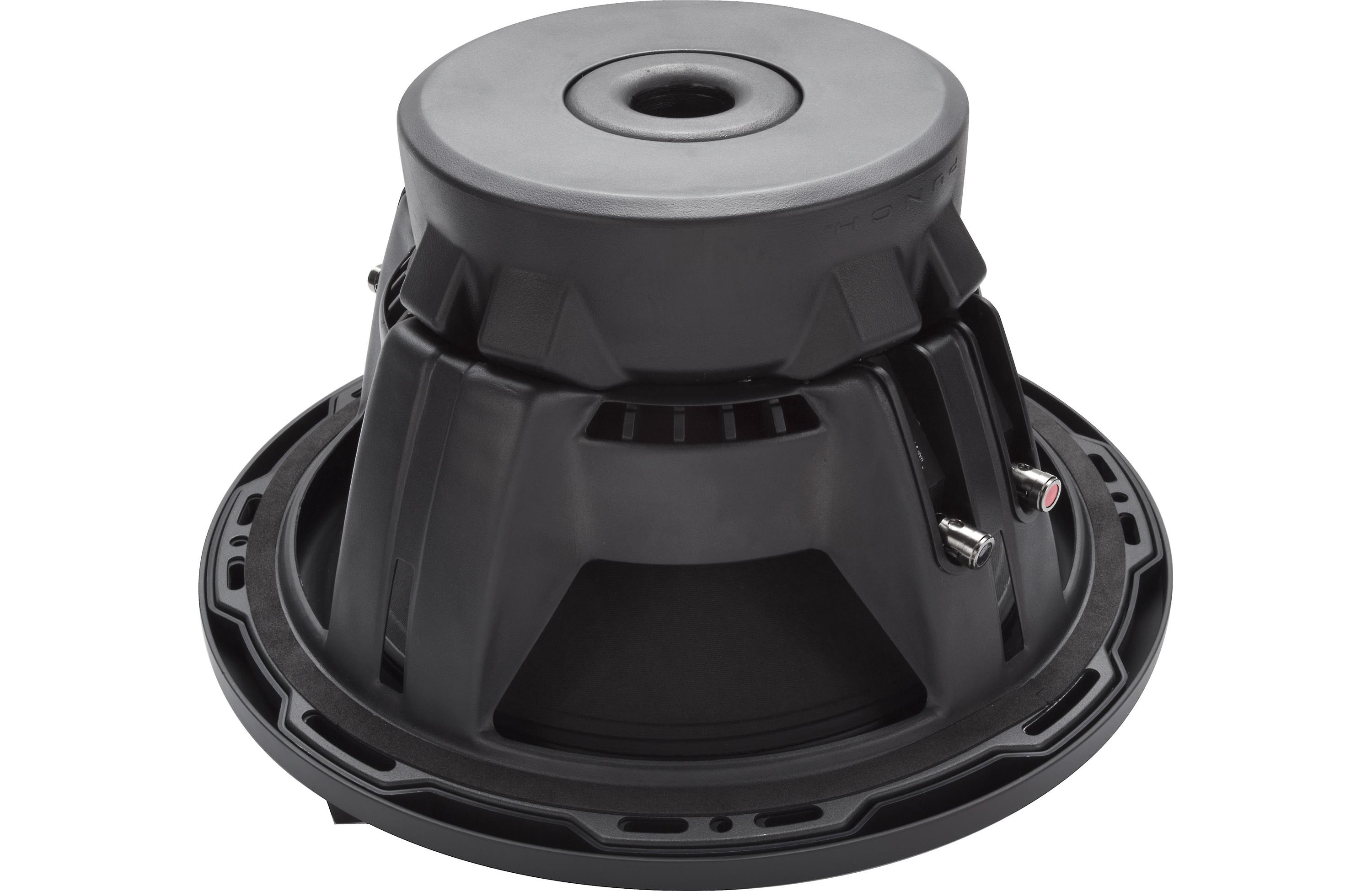 Rockford Fosgate Punch Power Dvc 12 Inch Subwoofers On A Manual Guide
