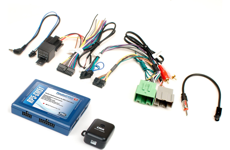 PAC RP5-GM51 - GM Radio Replacement Interface - Radio