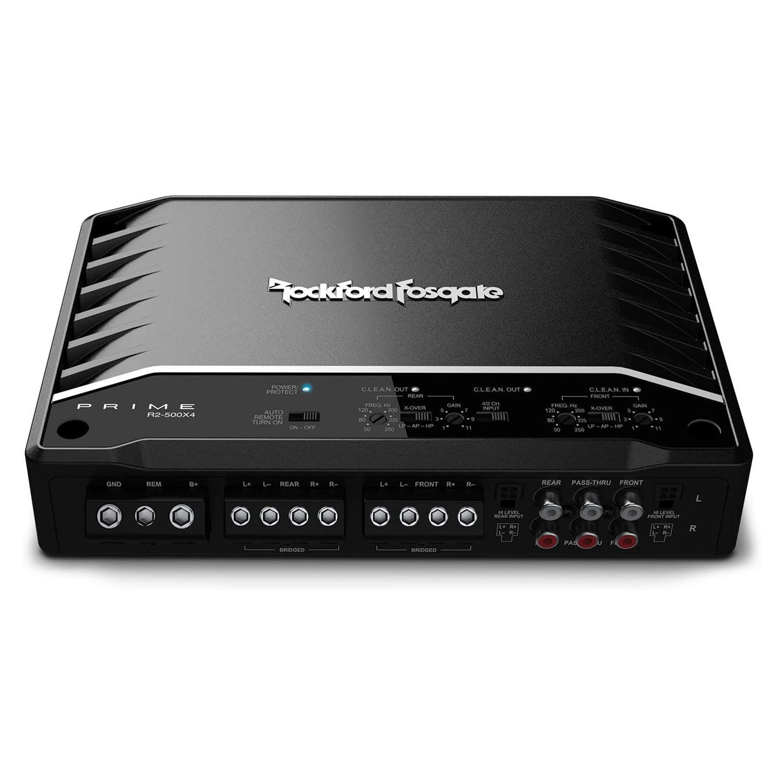 Rockford Fosgate R2-500X4 - Prime 500 Watt 4-Channel